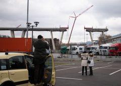 Ponte Morandi: dopo il crollo partono i test sui viadotti a rischio