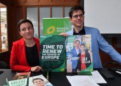 Elezioni europee 2019: Ska Keller e Bas Eickhout dei Verdi