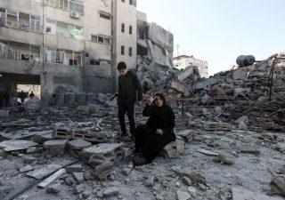 Israele ignora cessate-il-fuoco: continuano bombardamenti su Gaza