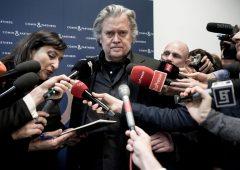 Elezioni Ue: la sfida in tv tra Calenda, Bannon e i sovranisti