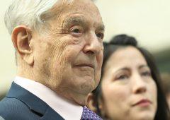 Elezioni UE: da Soros e moglie 200mila euro a Più Europa