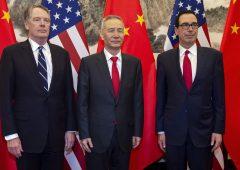Mercati in rimonta, dialogo costruttivo Cina-Usa sui dazi