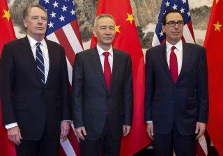 Guerra dazi: delegazione Usa a Pechino per l'accordo