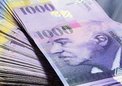 Banconote di grosso taglio sempre più di moda in Svizzera
