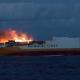 Affonda nave cargo italiana, rischio disastro naturale