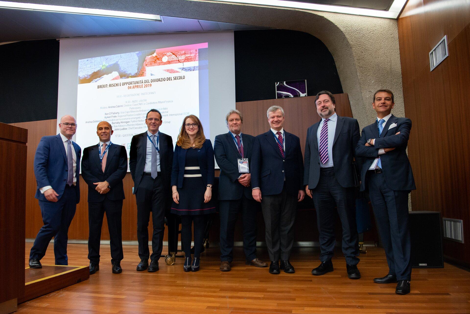 Il convegno di ANRA su Brexit e aziende italiane