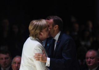 Merkel favorita per presidenza Commissione UE