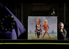Brexit, May e Corybn vicini a compromesso su unione doganale