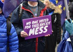Brexit, i costi per l'economia britannica