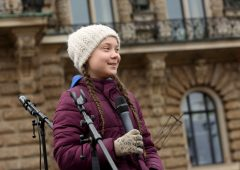 Greta Thunberg: spontaneità o capolavoro di marketing?