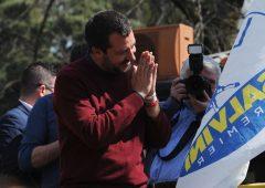 Europee: Salvini raduna partiti euroscettici di estrema destra