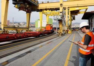 Via della Seta: la tratta ferroviaria