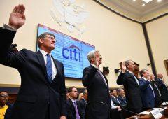 Crisi subprime, Ceo banche Usa sotto torchio al Congresso (VIDEO)