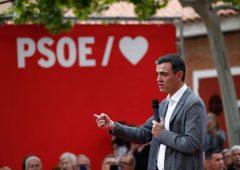 Elezioni Spagna: il programma di Pedro Sánchez