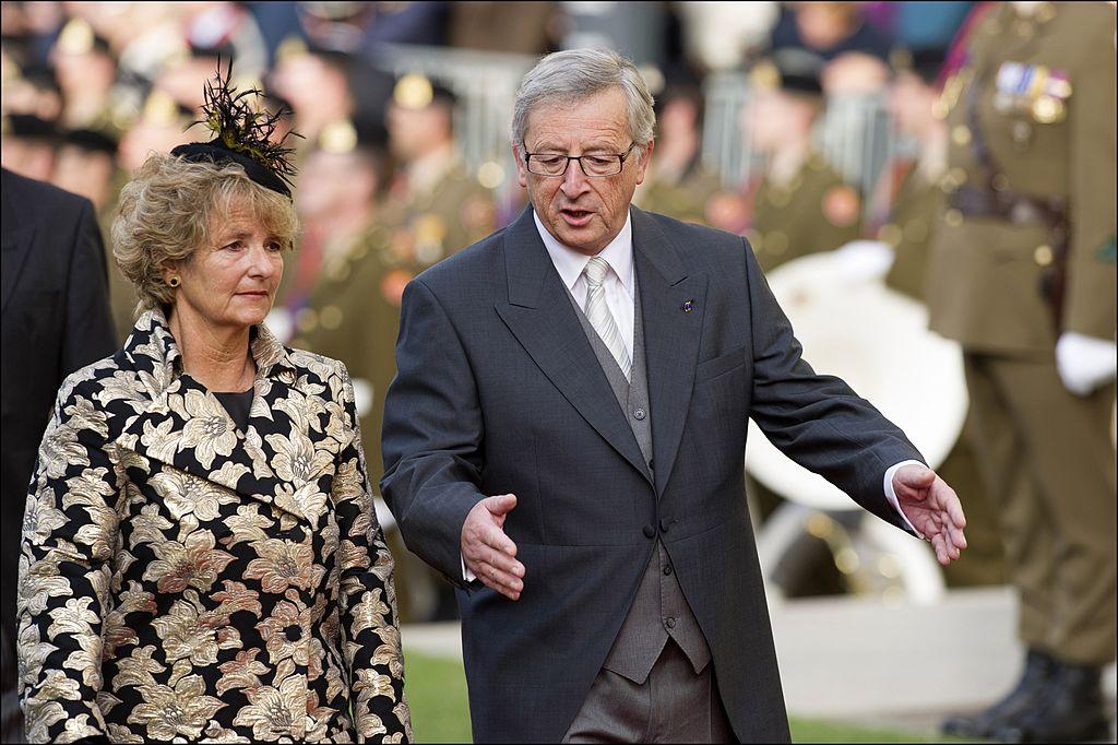 """Commissione Parlamentare europea denuncia """"buchi neri"""" nella politica di lotta contro l'evasione fiscale citando il caso del Lussemburgo. Nella foto Jean-Claude Juncker, quando era primo ministro del Lussemburgo"""