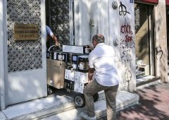 Grecia: Ue impone il pignoramento della prima casa