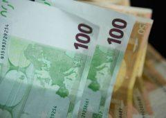 Da fine maggio in vigore nuove banconote da 100 e 200 euro