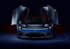 Pininfarina Battista, la nuova hypercar elettrica più veloce al mondo