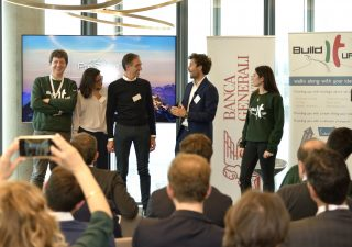 Banca Generali al fianco delle startup con Build It Up