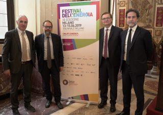 Presentato a Milano il Festival dell'energia: si parte a metà giugno