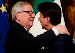Deficit, Conte risponde all'Ue e attacca la Germania sul surplus commrciale