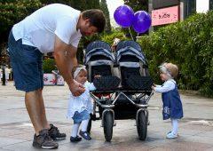 Come affrontare futuro finanziario dei figli fin da quando sono neonati