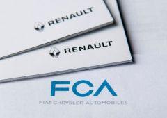 FCA: calo storico delle vendite in Italia mentre affonda ipotesi di nozze con Renault