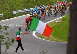 TIM, 5G e tecnologia al Giro d'Italia