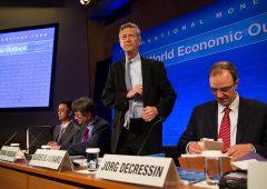 """Blanchard: """"Problema dell'Italia non è il debito troppo alto"""""""