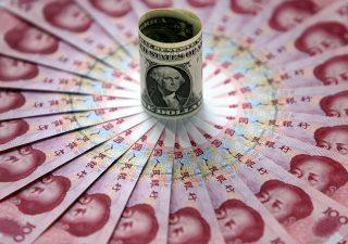 Mercati, domina l'avversione al rischio: dollaro batte yuan
