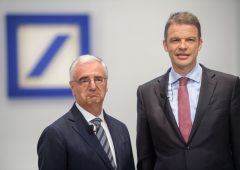 "Financial Times: Deutsche Bank, allo studio ""bad bank"""