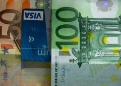 In circolazione nuove banconote da 100 e 200 euro
