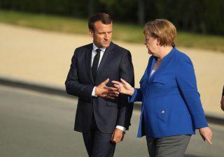 Il calendario della settimana: occhi sui negoziati Brexit e bilaterale Merkel-Macron