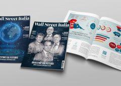 Il sommario del numero di maggio di Wall Street Italia in edicola