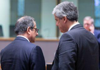 Eurogruppo approva bilancio e striglia Italia: