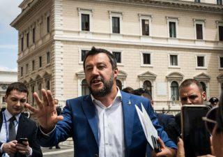 Governo in bilico, Salvini: