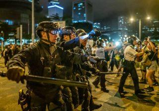 Mercati, proteste Hong Kong e dazi alimentano domanda liquidità