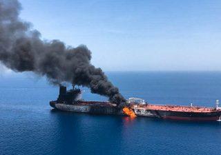 Attacco petroliere: Usa puntano il dito contro Iran