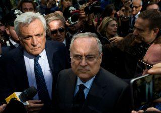 Alitalia: si fa avanti il patron della Lazio Claudio Lotito