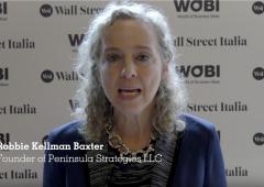 "WOBI, Kellman Baxter: ""tanti settori prospereranno grazie a Membership Economy"""
