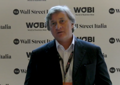 "Pompa (24Ore Business School): ""importante per noi essere al WOBI"""