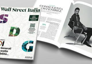 Il sommario del numero di giugno di Wall Street Italia in edicola
