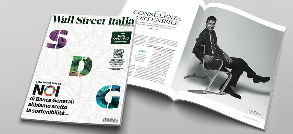 Il sommario del numero di giugno di wall street italia in for Numero di politici in italia