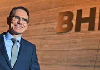 Bhp: la più grande società mineraria al mondo contro il climate change