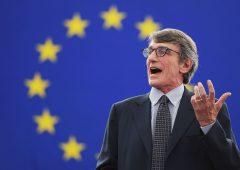 All'Italia (Sassoli) la presidenza dell'Europarlamento
