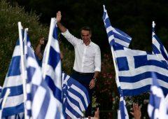 Grecia alle urne: per i mercati la destra è favorita
