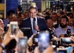 Elezioni Grecia: fine dell'era Tsipras, vince il centrodestra di Mitsotakis