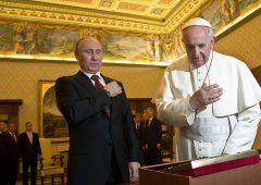 Putin in visita a Roma: città blindata e misure di sicurezza al top