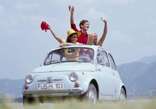 Nel futuro dell'auto le piccole saranno sempre meno