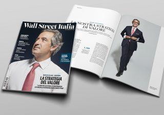 Il sommario del numero di luglio di Wall Street Italia in edicola